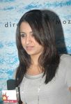 Gorgeous actress Trisha at Abhiyum Naanum movie audio launch