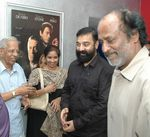 Nagesh, Kamal, Rajini at Dasavatharam special screening
