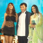 Mallika Sherawat, Jackie Chan, Asin at  Dasavatharam audio launch