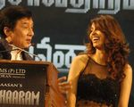 Mallika Sherawat, Jackie Chan at Dasavatharam audio launch