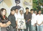 Trisha, Vikram, Vijay, Vishal, Udayanidhi at Kuruvi audio launch