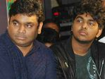 A R Rahman, G.V Prakash at Kuselan audio launch