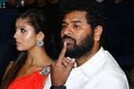 Nayantara and Prabhu Deva together at Southscope-Style-Awards (1)
