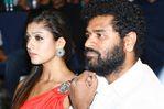 Nayantara and Prabhu Deva together at Southscope-Style-Awards (2)