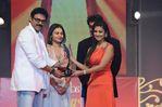 Nayantara and Prabhu Deva together at Southscope-Style-Awards (3)