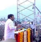 Chiranjeevi Party Praja Rajyam Launch Photos