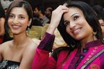 Shruti Haasan and Soundarya Rajinikanth at RITZ Magazine Women of the Year Award event