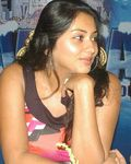 "Namitha glamour girl at ""Snow Ball Chennai 2008"""