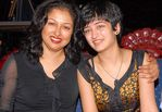 Gouthami, Akshara Haasan at Sunfeast Music Awards 2008