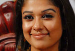 Nayanthara at Sunfeast Music Awards 2008