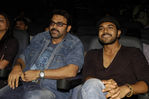 Venkatesh and Ram Charan Teja at Surya S/O Krishnan Movie Audio Launch (Telugu Vaaranam Aayiram)