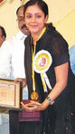 Jyothika at Tamil Nadu Govt Film Awards 2009