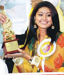 sneha at Tamil Nadu Govt Film Awards 2009