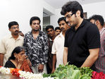 Ajith paid tributes to actor Raghuvaran, dead at 59