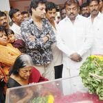 Vijaya kanth paid tributes to actor Raghuvaran, dead at 59