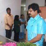 Vivek paid tributes actor Raghuvaran, dead at 59