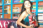 Asin launches issue of Vogue Magazine at Landmark in Spencer Plaza
