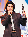 Ram Charan Teja at Filmfare Awards 2008 Function