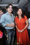 Vineeth with wife at Filmfare Awards 2008 Function
