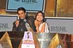 Maddy Madhavan at Filmfare Awards 2008 Function