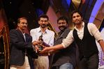 Allu arjun at Filmfare Awards 2008 Function