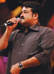 Mohanlal at Filmfare Awards 2008 Function