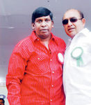 Vadivelu at Hogenekkal water issue hunger strike