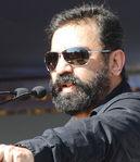 Kamal Hassan at Hogenekkal water issue hunger strike