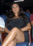 Namitha, Srikanth at Indira vizha Movie launch