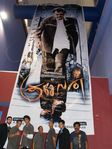 US Rajini fans celebrates  - Kuselan Rajini CutOut in USA