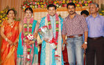 Sneha brother Balajee reception function