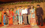 Sneha brother Balajee, Radhika reception function