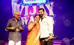 Kamal KB and manorama  at Vijay Awards
