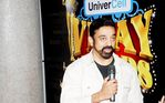 Kamal at Vijay Awards