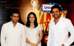 Surya with Jyothika and Karthik  at Vijay Awards