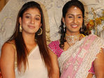 Nayanthara at Arun Pandian daughter Kavitha and Krishna wedding