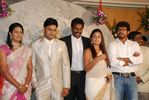 Nayanthara and Vijay at Arun Pandian daughter Kavitha and Krishna wedding