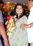 Smiling beauty Sheha at Jayam Ravi and Aarthy Wedding Reception