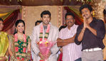 Illayathalapathi Vijay at Jayam Ravi and Aarthy Wedding Reception