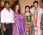 Jayam Ravi and Aarthy Wedding Reception