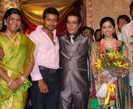 Surya at Jayam Ravi and Aarthy Wedding Reception