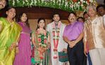 Dyanathi Maran at Jayam Ravi and Aarthy Wedding Reception