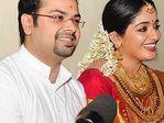 Actress Kavya Madhavan married Nishal at Kollur Mookambika Temple