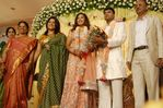 Actress Meena Wedding Reception