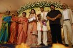 Prabhu at Actress Meena Wedding Reception