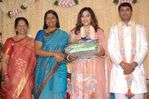 Bhanupriya at Actress Meena Wedding Reception