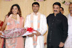 Kamal at Meena Wedding Reception