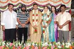 Actress Meena married Bangalore-based techie Vidyasagar in Tirumala