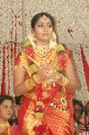 Actress Navya Nair and Santhosh Menon wedding reception photos (14)