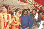 Actress Navya Nair and Santhosh Menon wedding reception photos (7)